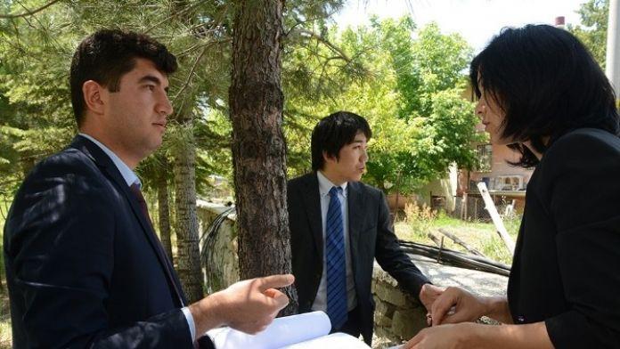 Dinar'a Japonya Büyükelçiliği'nin Desteği İle 'Sağlıklı Yaş Alma Merkezi' Kurulacak