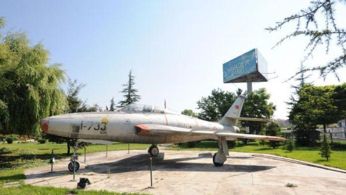 Keşif uçağı Havacılık Parkı'nda sergilenecek