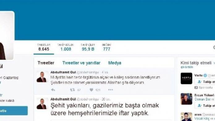 Gaziantep Milletvekillerinden Teröre Sert Tepki