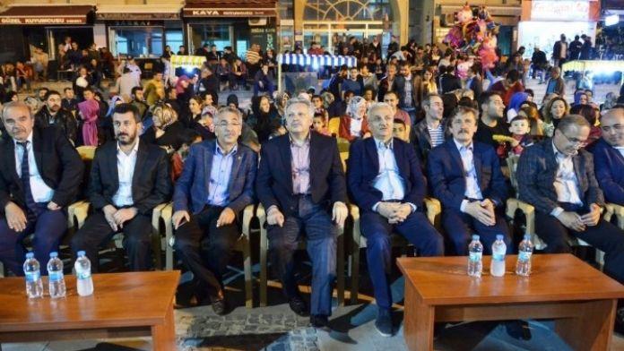 Erzincan'da İftar Çadırının Açılışı Yapıldı
