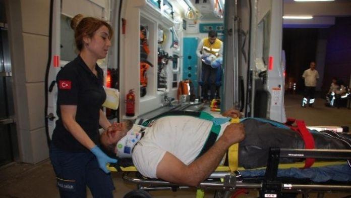 Adıyaman'da Kaza: 1'i Ağır 3 Yaralı
