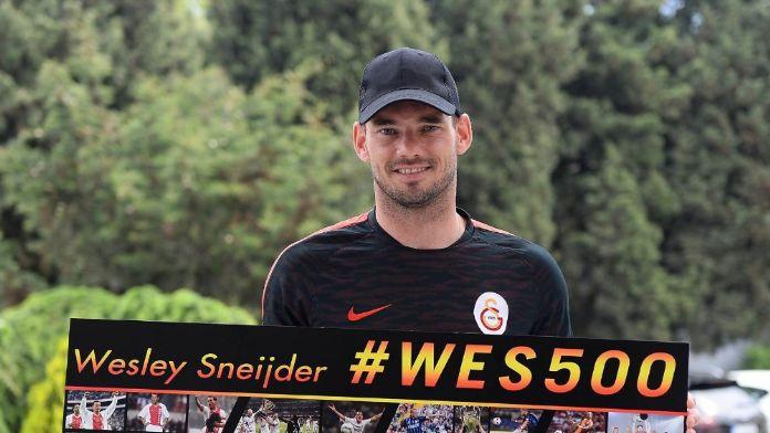 Dursun Özbek'ten Sneijder'e ceza sinyali