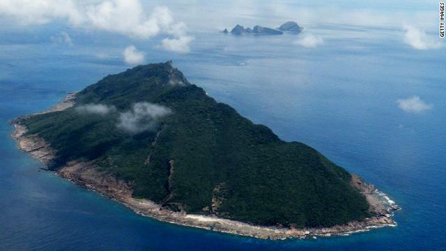 Doğu Çin Denizi'ndeki Takımadalar Tartışılıyor