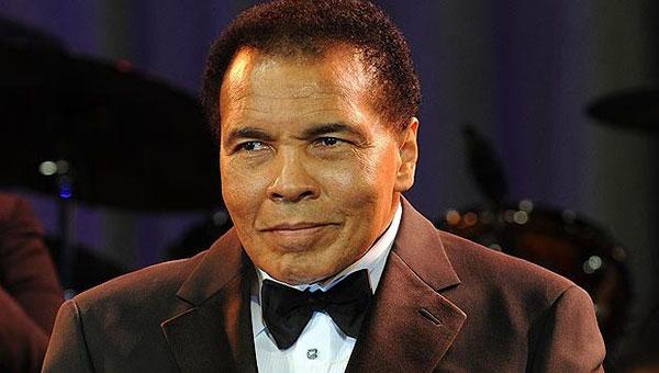 Muhammed Ali Sonsuza Kadar Yaşayacak