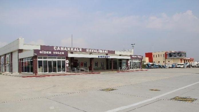 Çanakkale Havalimanı Mayıs Ayı İstatistikleri Açıklandı