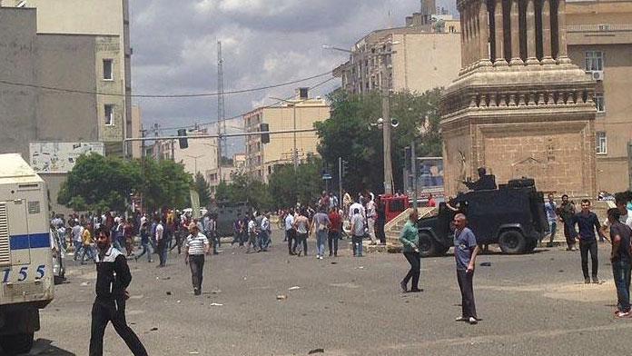 Midyat'taki bombalı araçla terör saldırısı