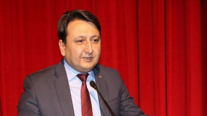AK Parti Bartın İl Başkanı Manav: 'Belediye Ayrımı Yapmıyoruz'