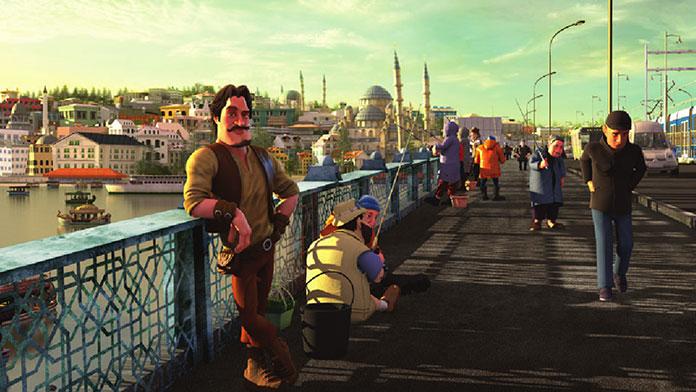 Türk animasyon filmleri o ülkede tanıtılacak
