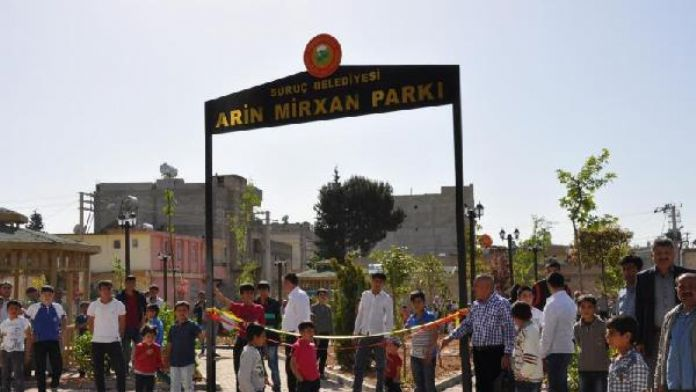 Suruç'taki parka 'canlı bomba' olan teröristin adı verildi