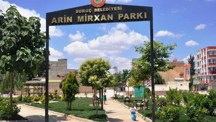 Canlı bombanın adını parka veren belediyeye soruşturma