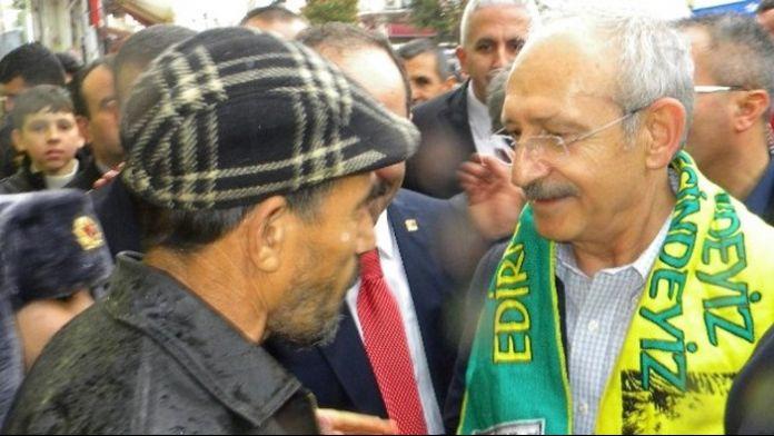 Kılıçdaroğlu, Edirne'de şehit canezasine katılacak