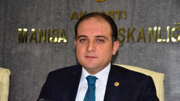 AK Partili Baybatur'dan CHP ve HDP'ye sert eleştiri