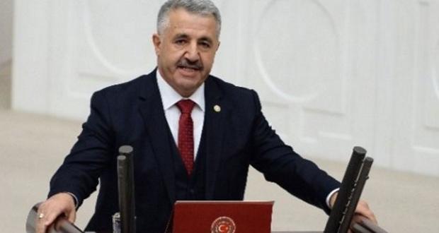 Ulaştırma Bakanı Arslan İncelemede