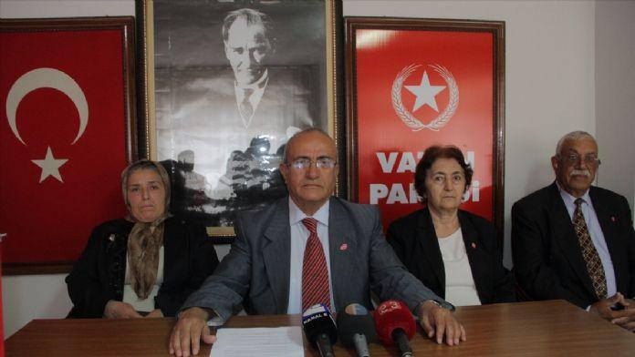 Vatan Partisi Genel Başkan Yardımcısı Gültekin: