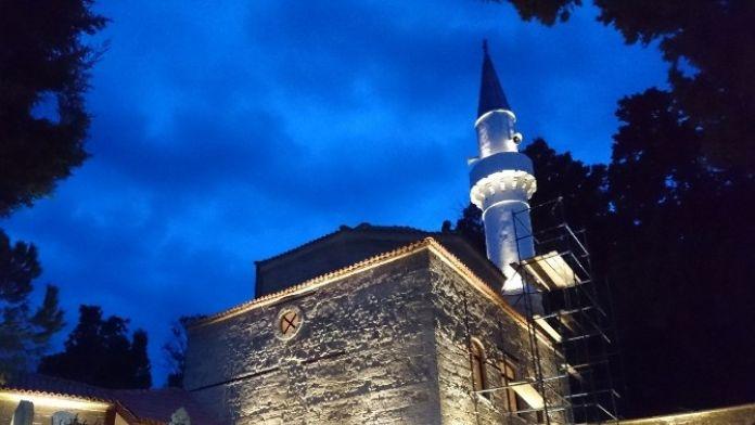 Kilitbahir Cahidi Sultan Camii Restorasyonu Tamamlandı