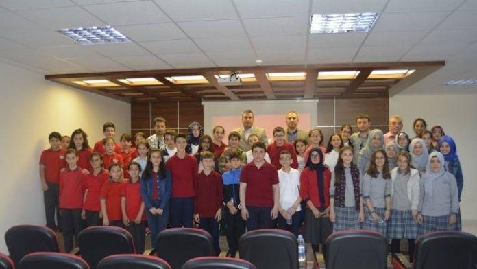 Rize'nin İlk Çocuk Meclisi Kuruldu