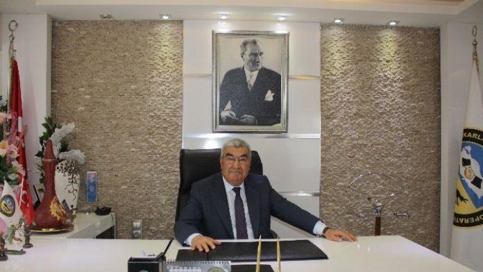 Başkan Saraç Teskomb Yönetimine Seçildi