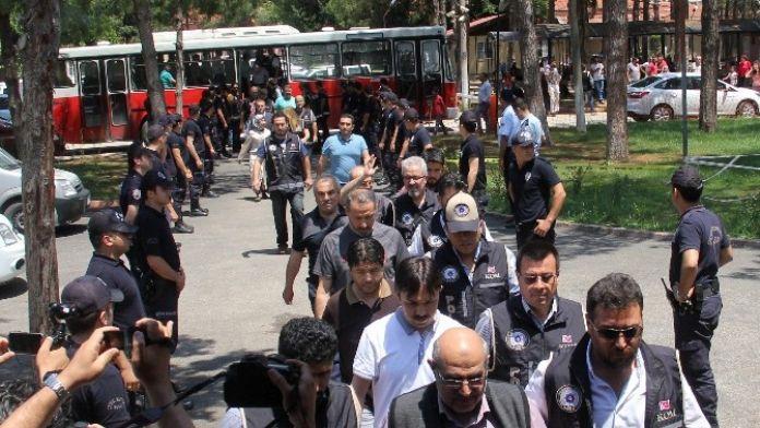 Fetö/pdy Operasyonunda 8 Tutuklama