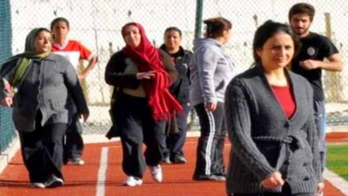 Hakkari'de 'Ailemle Spor Yapıyorum' Etkinliği