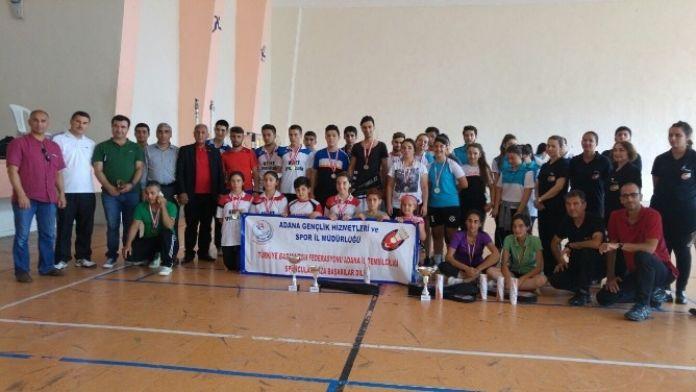 Adana'da 1. Kulüplerarası Badminton İl Şampiyonası
