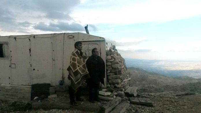 Nemrut Dağı'nda Ki Elektrik Arızası Giderildi