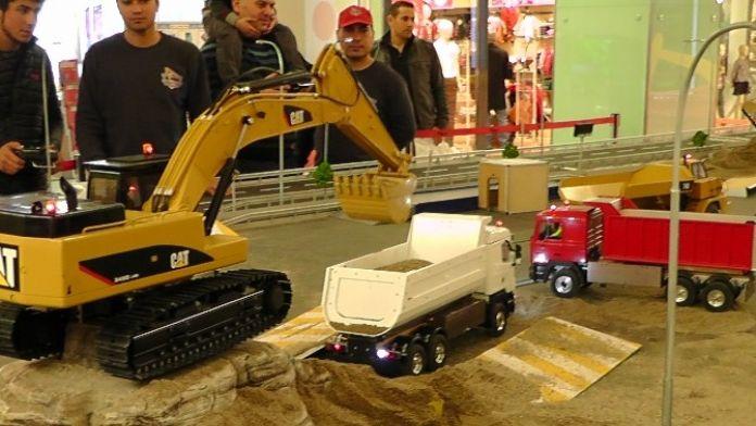 Babalar Günü'ne Özel 'Machine And Trucks Etkinliği'