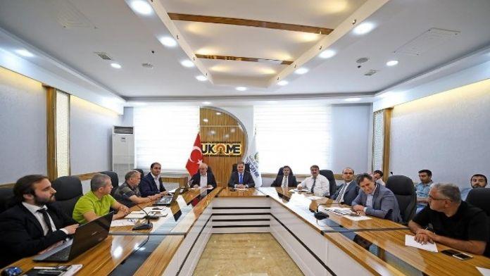 2035 Yılı Malatya Ulaşım Ana Planı Bilgilendirme Toplantısı Yapıldı