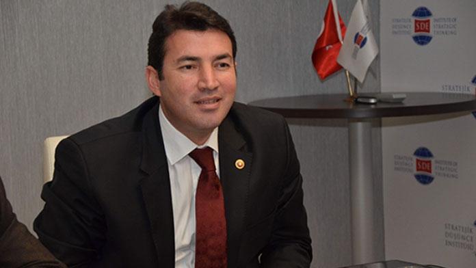 Ulupınar, TOKİ Başkan Yardımcısı İle Görüştü