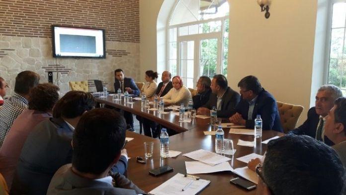 Tarımsal Yayım Ve Danışmanlık İl Teknik Komite Toplantısı