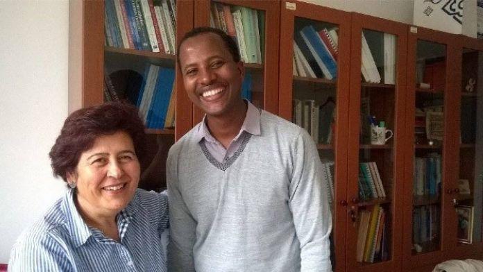 Yabancı Öğrencilerin Türkiye'ye Uyumlarını Etiyopyalı Elemo Sağlıyor