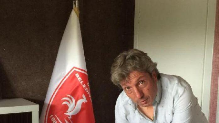 Denizli Büyükşehir'de yeni teknik direktör Bülent Demirkanlı