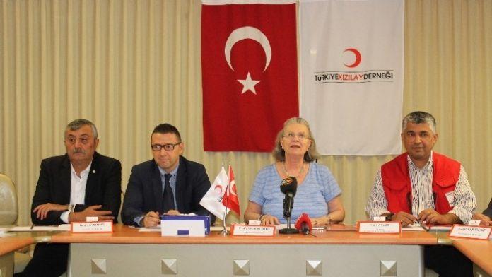 Türk Kızılayı'ndan 'Ramazan' Çağrısı