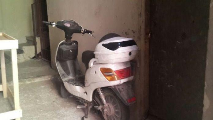 Bisiklet Çalmak İsteyen Çocuk Suçüstü Yakalandı