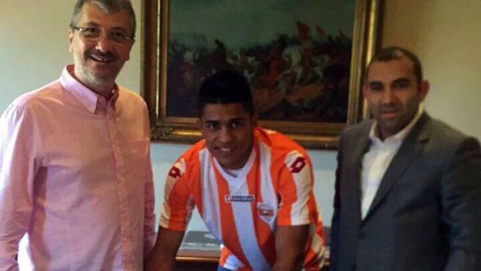 Adanaspor ilk transferini yaptı