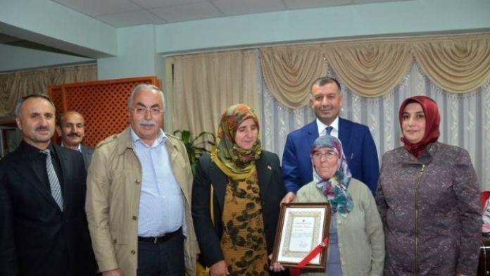 Huzurevi Sakini Evini Kur'an Kursuna Bağışladı