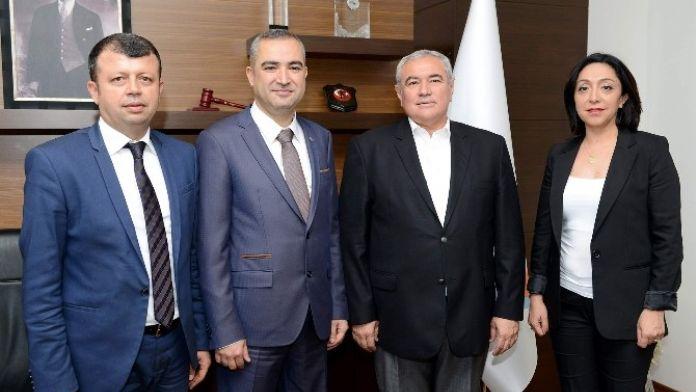 ATSO Meclisi'nin Yeni Başkanı Süleyman Özer