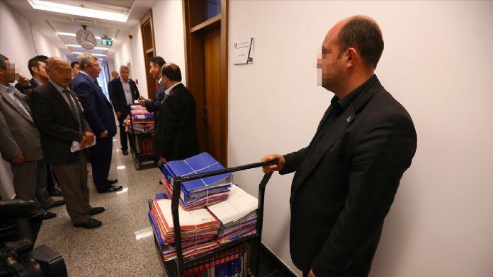 TBMM'de 139 milletvekiline ait 682 fezleke Adalet Bakanlığına