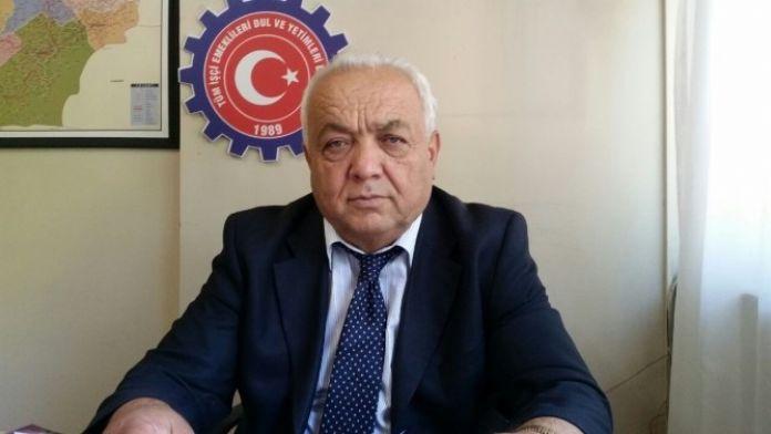 Saroğlu; 'Devletimizin Yanındayız'