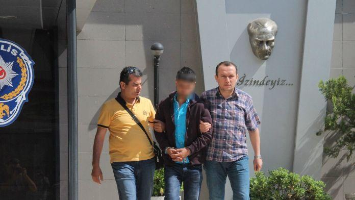 2 kişiyi 17 bin TL dolandıran sahte polis yakalandı