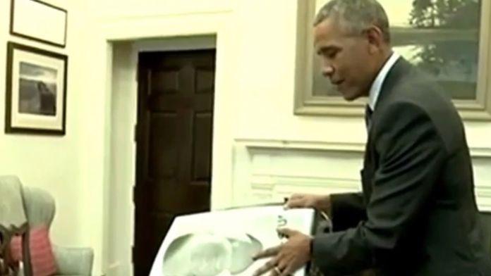 Obama'dan Muhammed Ali için özel emsaj
