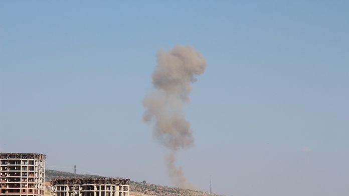Facia son anda önlendi: Bombalı araçla saldırı girişimi