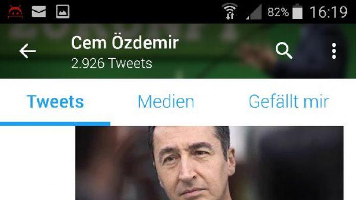 Cem Özdemir'den hemşehrilikten çıkartılma tepkisi