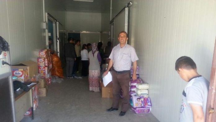 Belediye Emekçileri Yüksekova İçin TEK Yürek Oldu