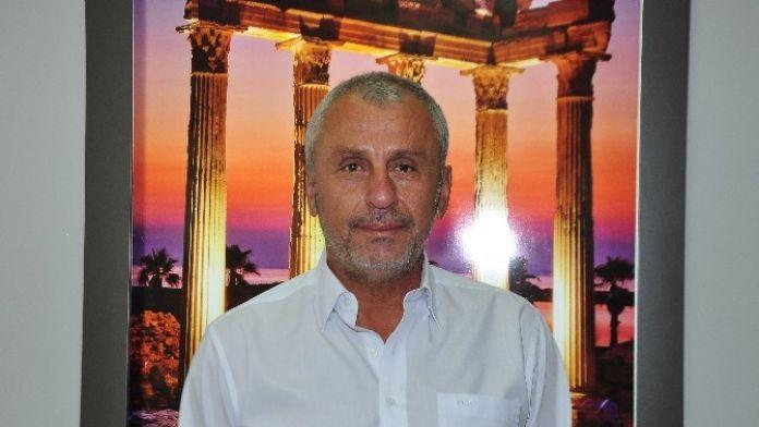 Mastob Başkanı Barut Turizmi Değerlendirdi
