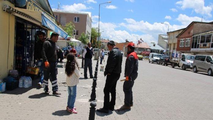 Varto Belediyesinden Duba Çalışması