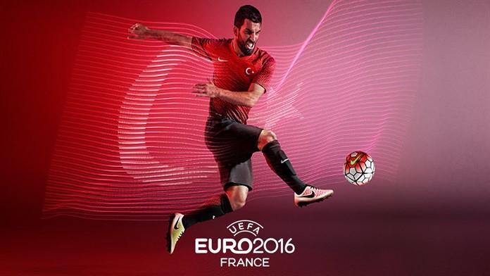 A Milli Futbol Takımı, EURO 2016'da sahne alıyor