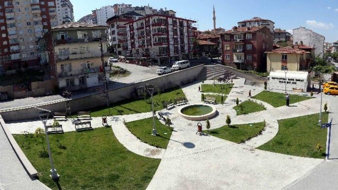 Şentepe'ye İki Park Daha