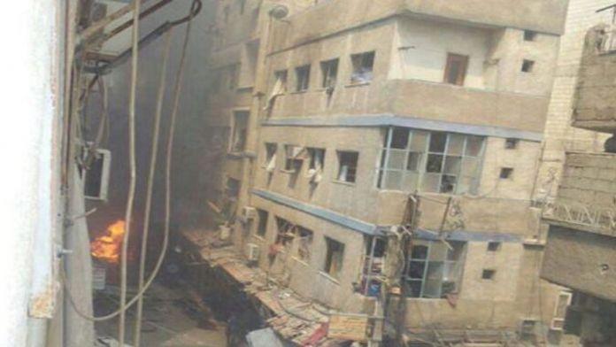 Suriye'de çifte saldırı: 8 ölü