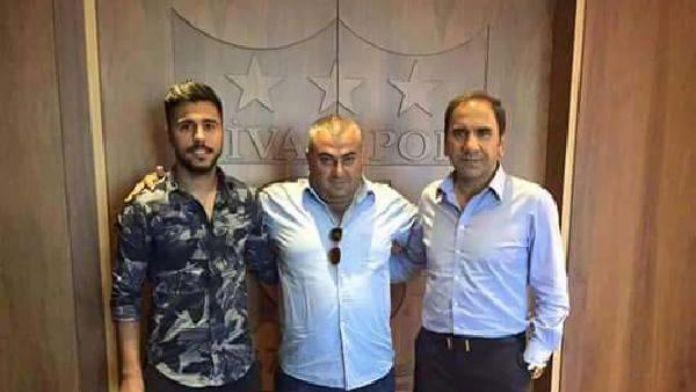 Sivasspor, Cenk Sarıtaş ile 2 yıllık sözleşme imzaladı