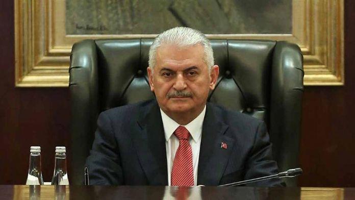 Başbakan'ın Türk Kızılayına Destek Mesajı